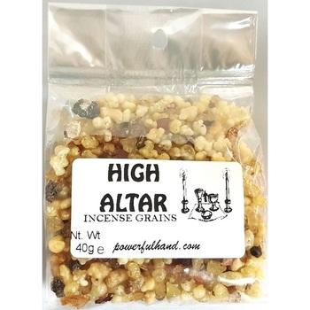 High Altar Incense Grains