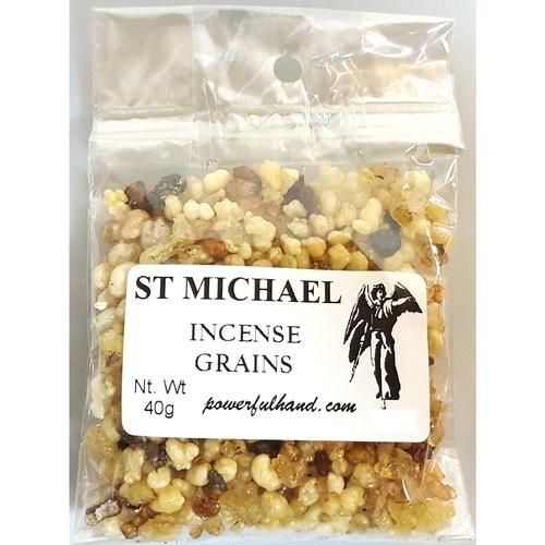 Saint Michael Incense Grains