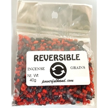Reversible Incense Grains