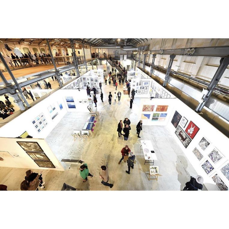 Woolwich Contemporary Print Fair 12 -15 November 2020