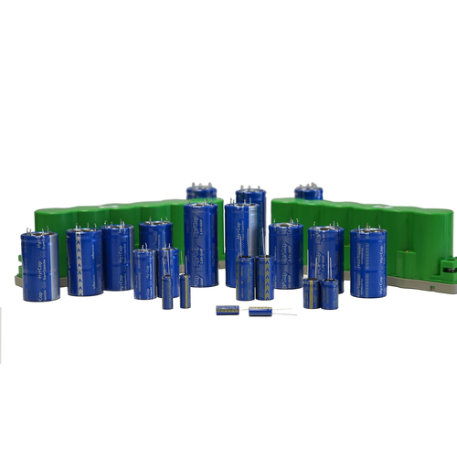 Super Capacitors and Fuel Cell Carbon Solutions