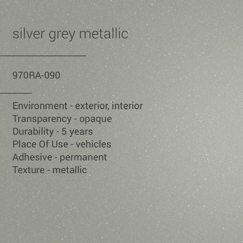 ORACAL® 970RA-090 -  Silver Grey Metallic