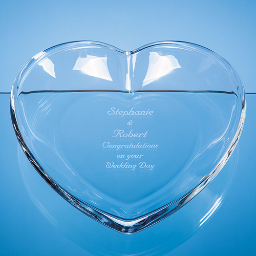 Heart Shaped Bowl 30cm