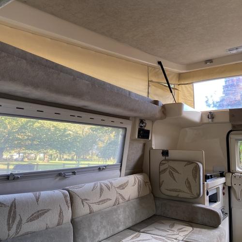2006 Citroen Berlingo 2.0 HDi Romahome HYLO Duo Motorhome Camper Van