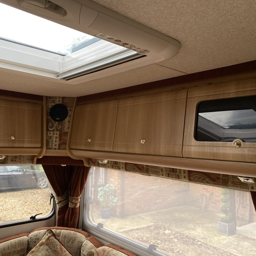 Autocruise Starspirit Motorhome Luxury 2 Berth Huge U Shaped Lounge 53reg 2.0HDi