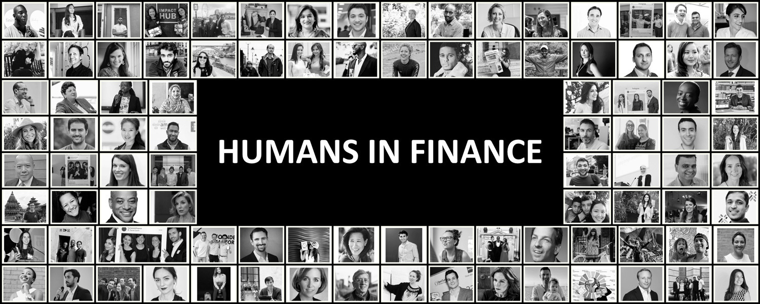 Humans in Finance