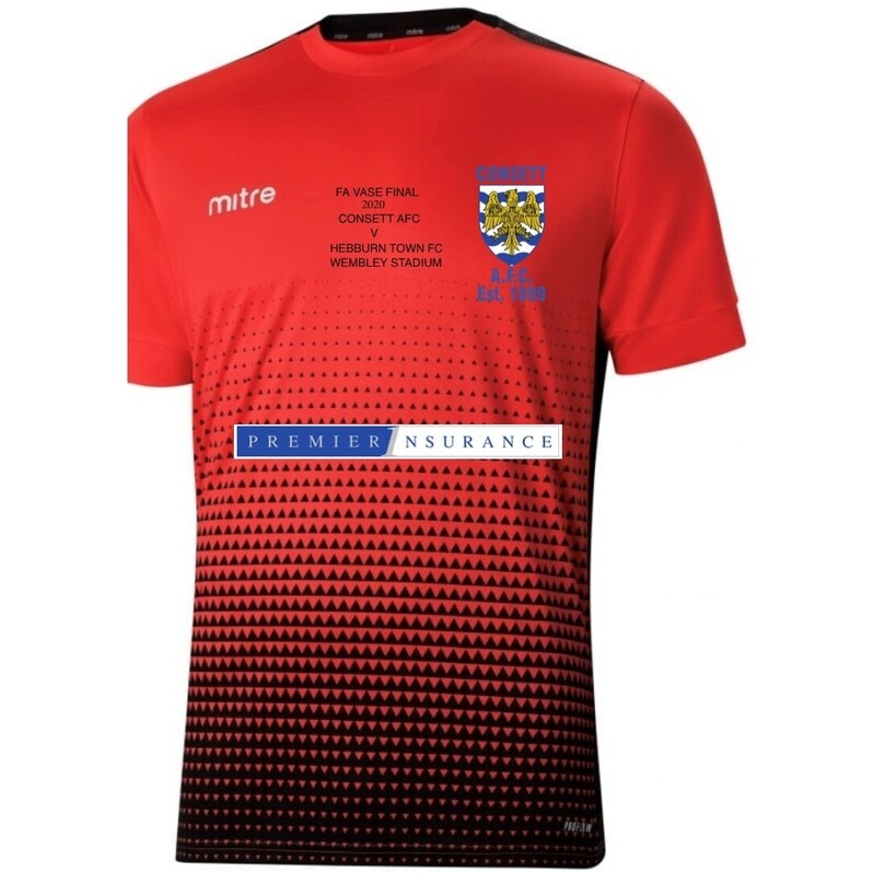 Consett AFC Ascent Jersey