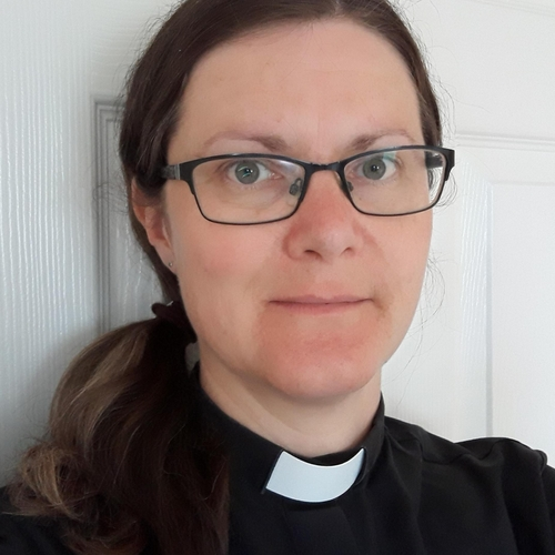 The Revd Alison Whiting, Associate Priest