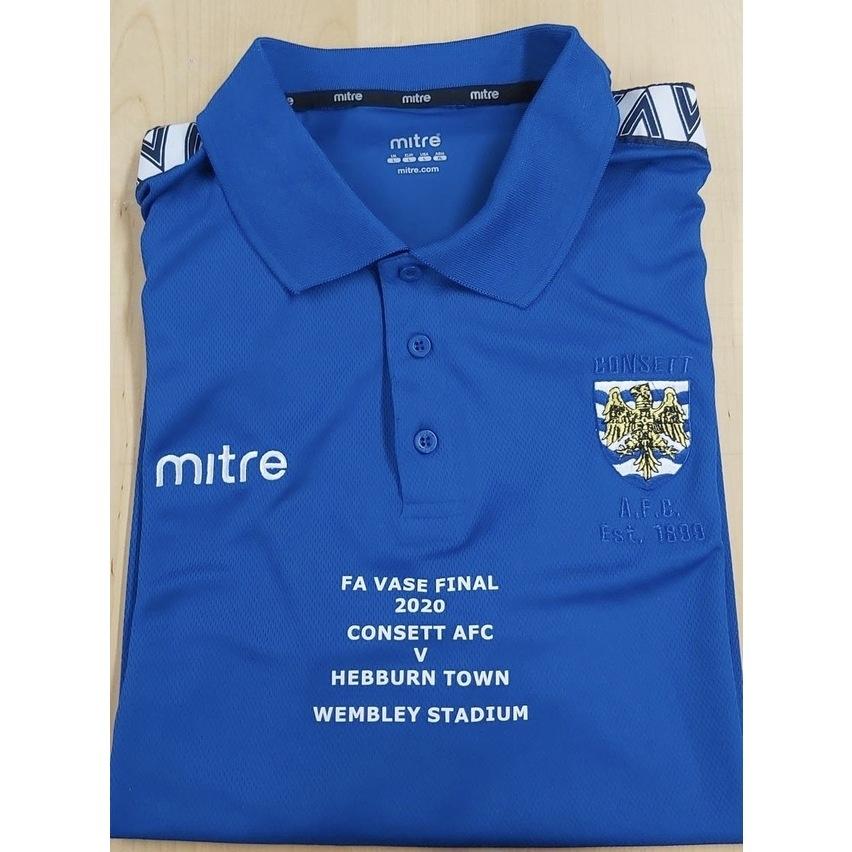 Consett AFC Delta Polo Shirt