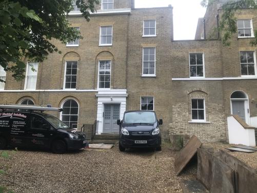 Grade II listed building in Clapham