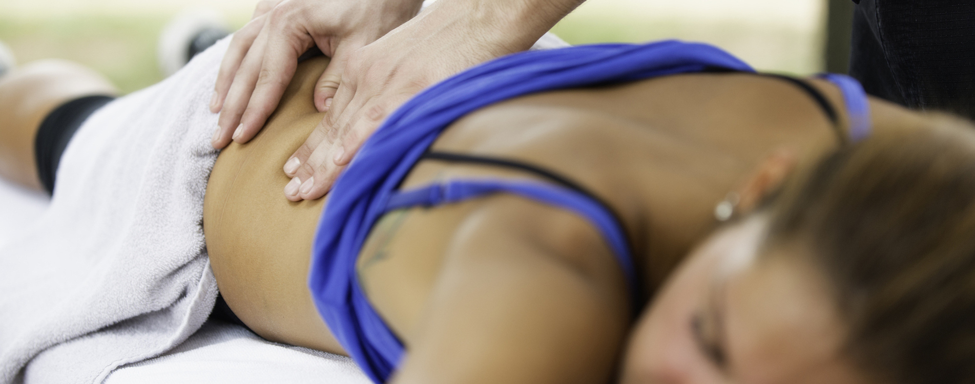 Sports Massage Kingston