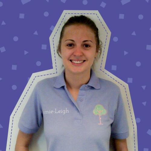 Qualified Nursery Nurse: Jamie-Leigh