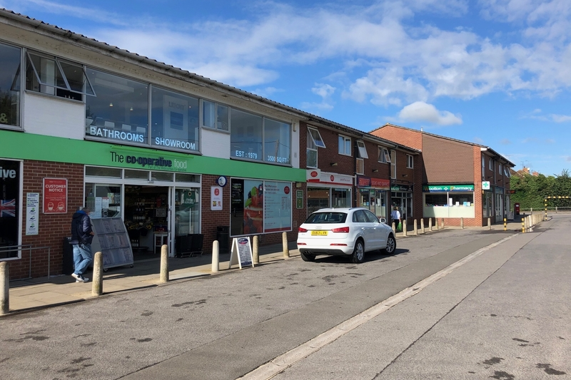 Retail Unit - Wootton, Abingdon - 940 sq.ft. (87.42 sq.m.) - TO LET