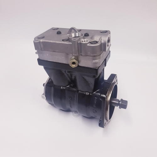 412704008R Twin-Cylinder compressor, flange mounted.
