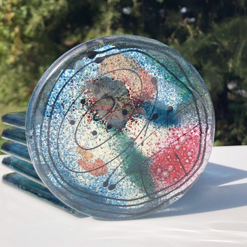 Galaxy Coasters (Round)