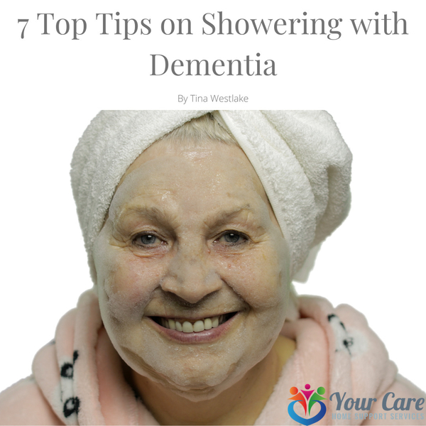 7 Top Tips on Showering with Dementia
