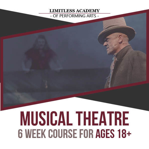 2021 Adults Courses: Musical Theatre