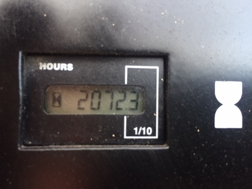 Ingersoll rand / Doosan 1060 air compressor.