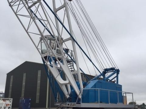 NCK Eiger crane