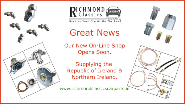 Our Shop is Opening Soon