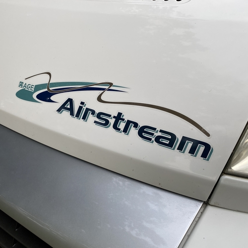 Ace Airstream 630 EW Low Profile 2 Berth Motorhome 41759 Miles 2007 Fiat Ducato 2.3 MJet