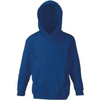 BSBKC Classic 80/20 kids hooded sweatshirt SS273