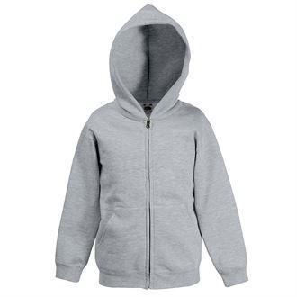 BSBKC Classic Zipped kids hooded sweatshirt SS225