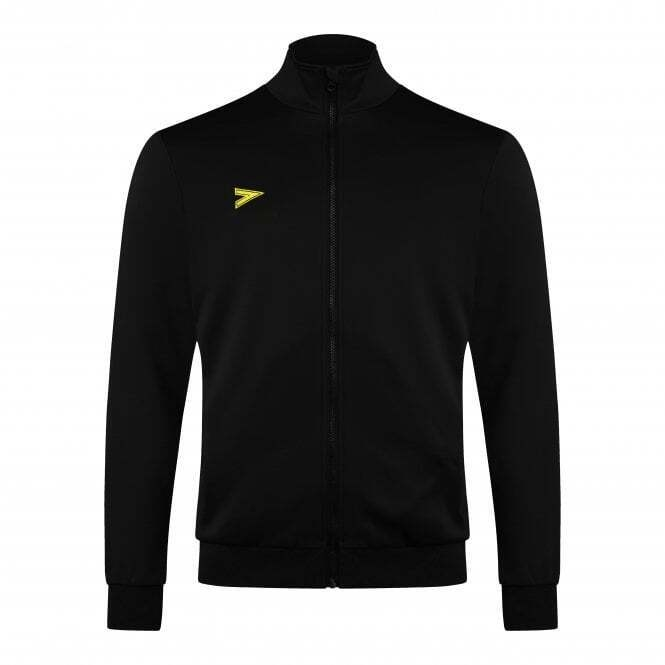 ASKC Mitre Delta Plus Track Jacket Black/Yellow