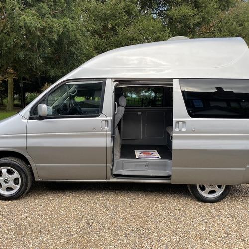 1999 Mazda Bongo 2.5 V6 Automatic Camper Van 2 Berth Pro Conversion