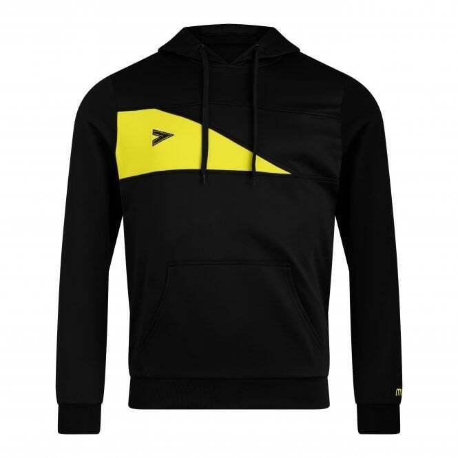 ASKC Delta Plus Hoodie Black/Yellow