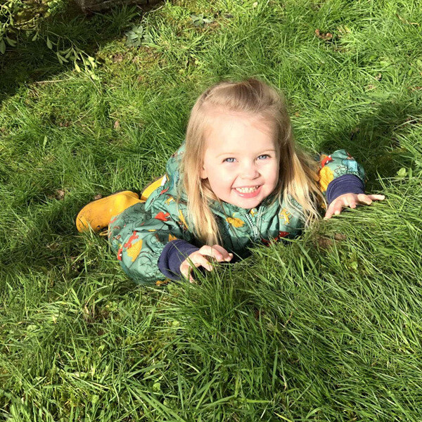 Isabello's Preschool Forest School Fun