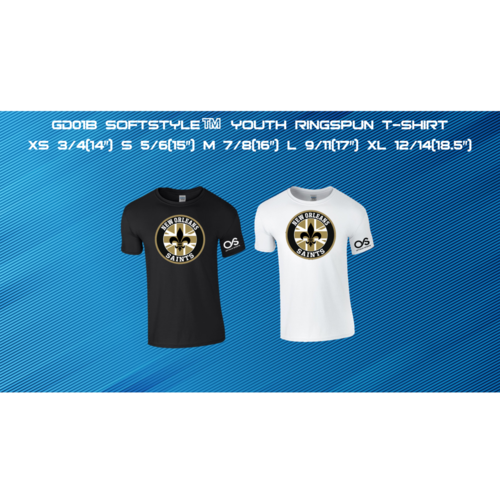 UK Saints Fans Kids T-Shirt