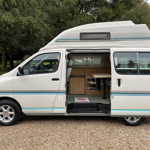Toyota Hiace Elddis Hi-Life GXS Camper Van 4 Berth ONLY 33372 Miles 2.4D