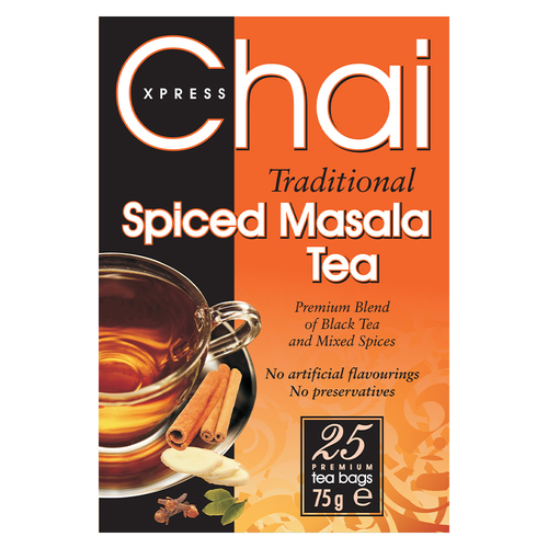 Spiced Masala Tea by Chai Xpress