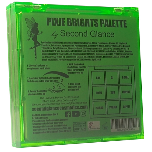 Pixie Eye Collection Brights