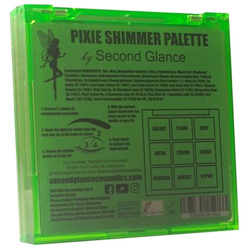 Pixie Eye Collection Shimmer