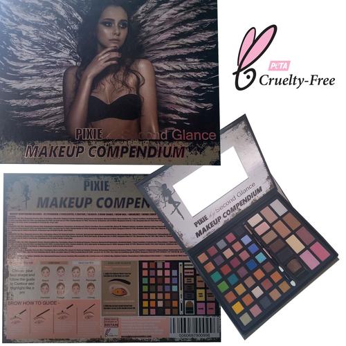 Pixie Makeup Compendium