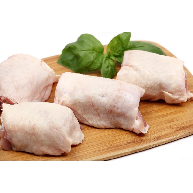 Chicken Thighs (on the bone, skin on)