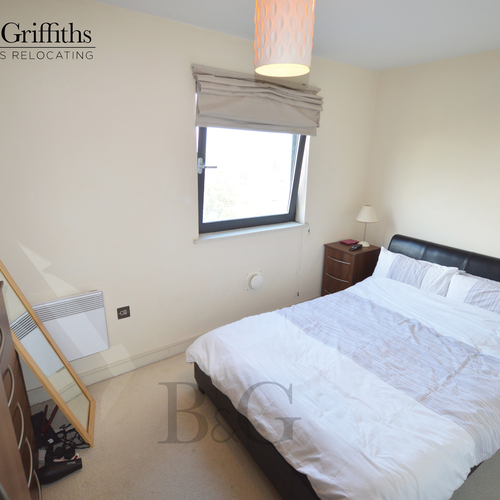Last Week to view before Firebreak Lockdown - Book Now - Renting in Cardiff - 2 bedroom apartment in Water Quarter, Cardiff Bay