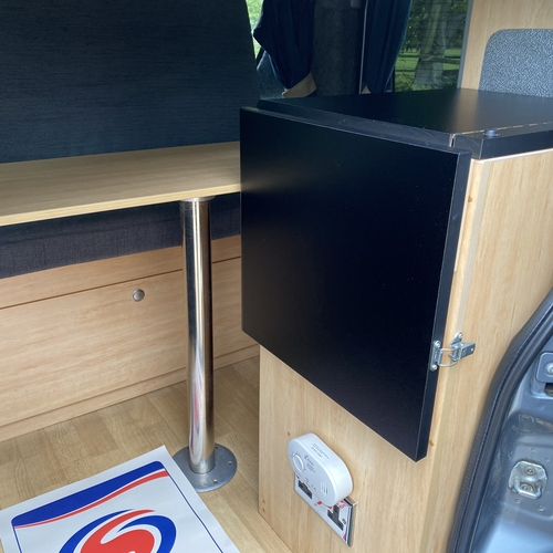 Danbury Camper Van 2 Berth 2011 (61)reg Fiat Doblo Dynamic 1956cc M-Jet Diesel