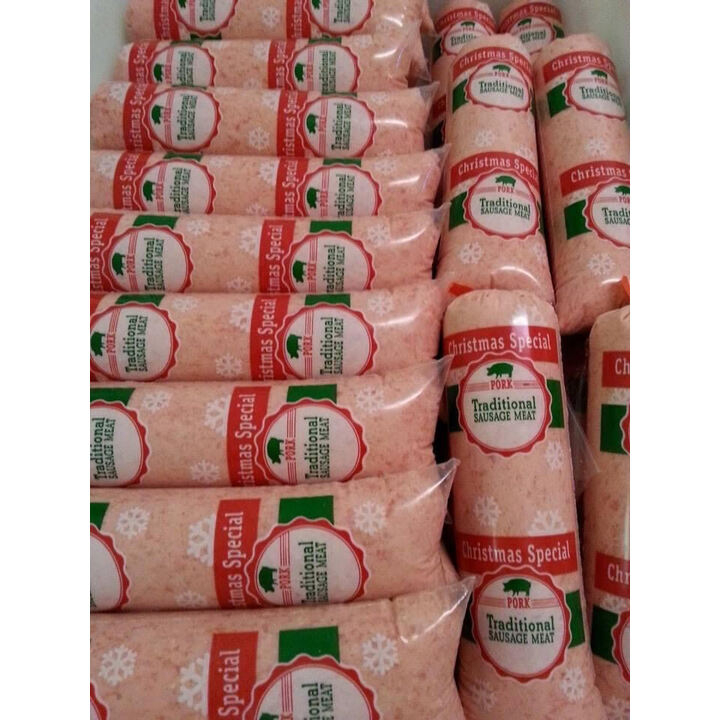 Pork Sausage Meat With Sage & Onion Stuffing