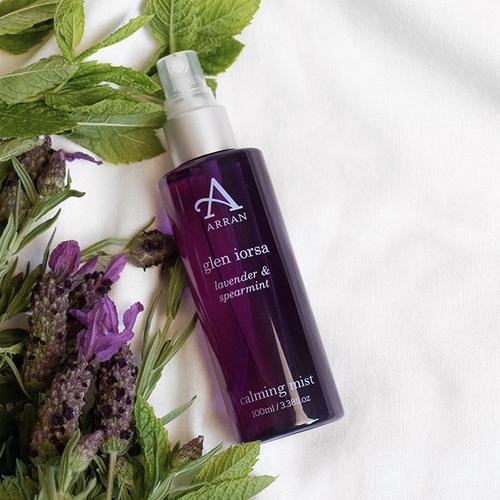 Lavender& Spearmint Calming Mist