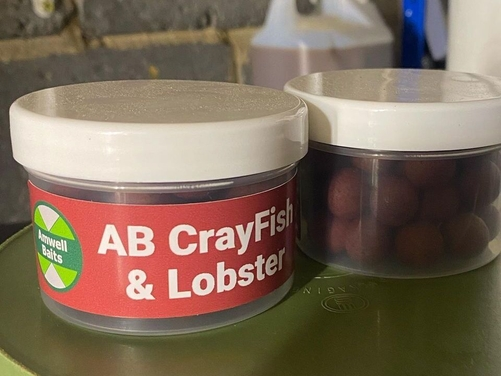 AB CrayFish & Lobster Pop-Ups