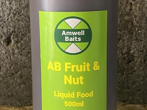1L Fruit & Nut Liquid Food