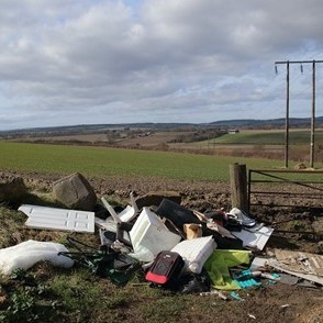 The Problem with Fly-Tipping