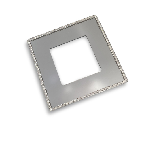 Light Switch Surround with Swarovski® Crystals Elements
