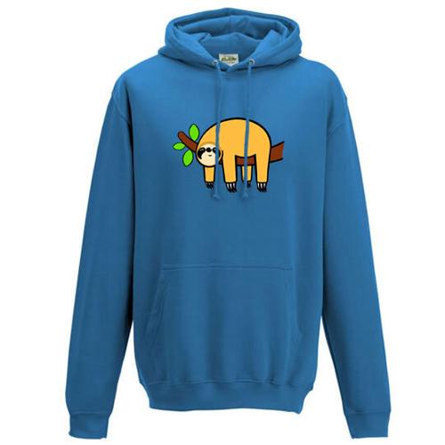 'Orange Sloth' Hoodie