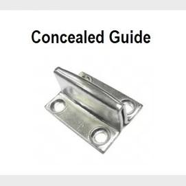 Floor Guide - Concealed
