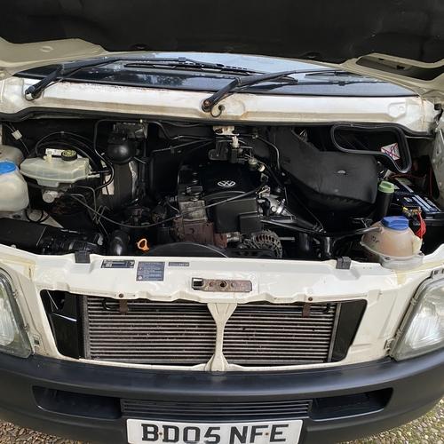 2005 VW Volkswagen LT 35 TDi 158 LWB Camper Van 4 Berth 22ft Long - Good Spec