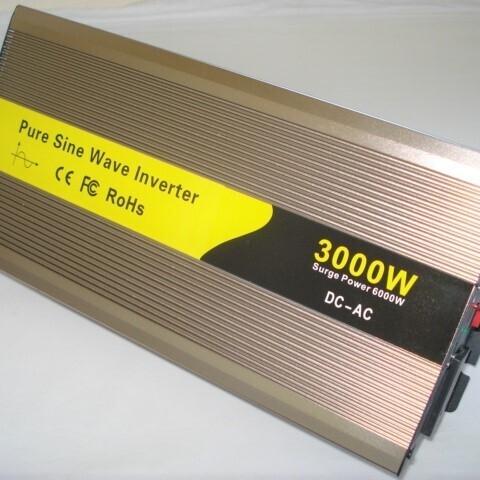 24V 3000W Pure Sine Wave Inverter